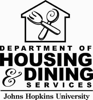 housing and dining logo