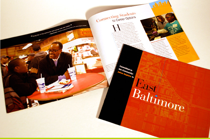 East Baltimore: Committed to the Community