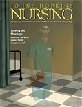 Johns Hopkins Nursing magazine Summer 2008