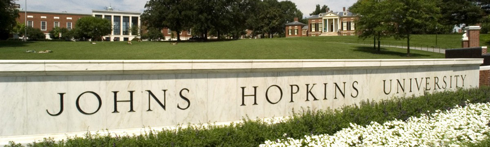 Writing college admission essay john hopkins